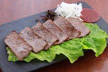冷製烤牛肉