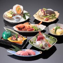 7,452日圓套餐 (5道菜)