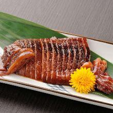 沖漬(日本醬油醃漬)