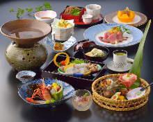 12,100日圓套餐 (9道菜)