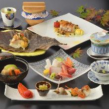 4,400日圓套餐 (9道菜)