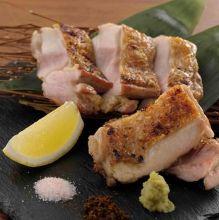 带壳烤蟹黄
