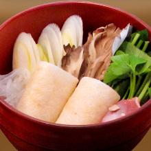 烤米捲火鍋