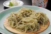 木盤蕎麥麺