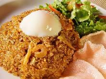 印尼或馬來炒飯