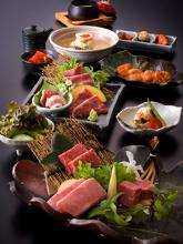 8,500日圓套餐 (12道菜)