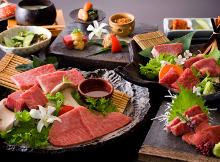 9,500日圓套餐 (10道菜)
