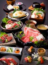 9,500日圓套餐 (13道菜)