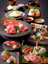 11,500日圓套餐 (13道菜)