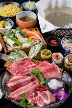 6,000日圓套餐 (12道菜)