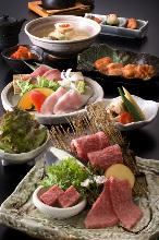 6,000日圓套餐 (10道菜)
