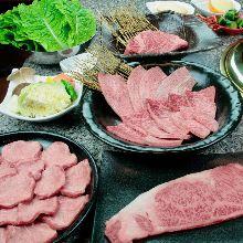 22,000日圓組合餐 (6道菜)