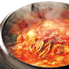 韓式純豆腐
