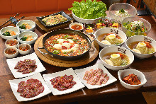 3,850日圓套餐 (12道菜)