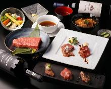 6,800日圓套餐 (11道菜)