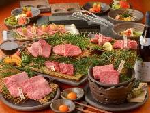 9,504日圓套餐 (17道菜)