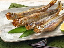 炙烤柳葉魚