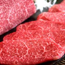 熟成和牛特級上等瘦肉