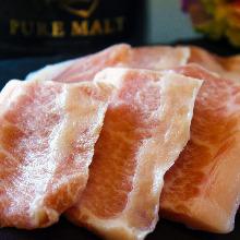 鹽味豬頸肉