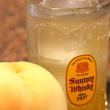 角瓶高球杯(檸檬、可樂、萊姆、薑汁)