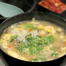 韓式牛尾湯飯