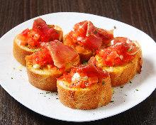 義大利烤麵包片