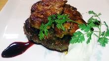 羅西尼風味牛肉